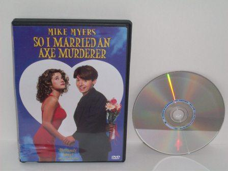 So I Married an Axe Murderer - DVD