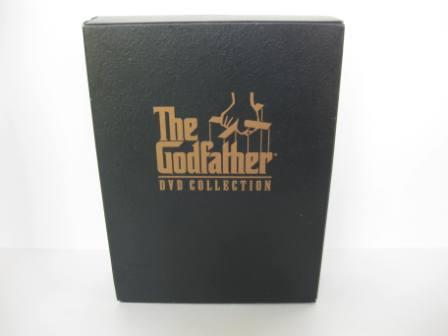 The Godfather DVD Collection - DVD