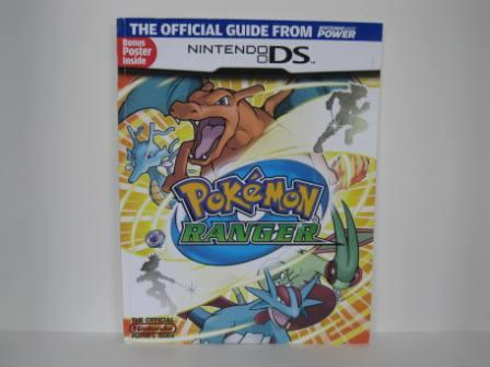 Pokemon Ranger Nintendo DS - Official Players Guide