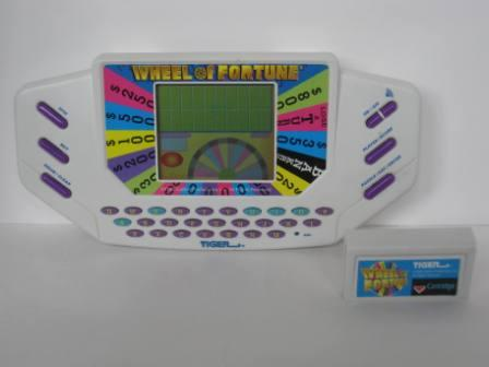 Wheel of Fortune (1995) - Handheld Game