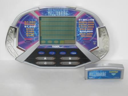 Who Wants to be a Millionaire (2000) - Handheld Game