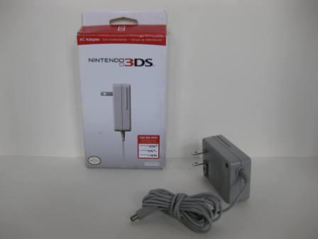AC Adapter for 3DS, DSi, DSi XL (CIB) - Nintendo 3DS Accessory