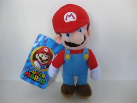 Mario - Super Mario Stuffed Animal
