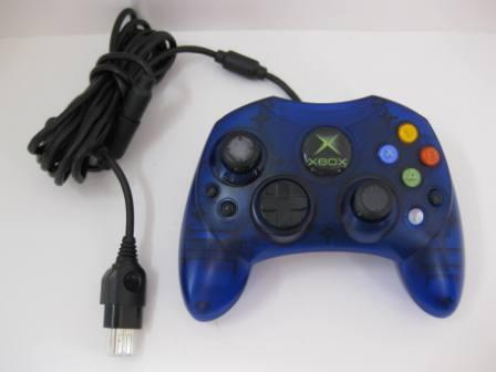 Official Slim Controller S X09-64241-01 (Blue) - Xbox Accessory